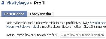 Fb-profile-simul