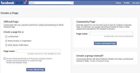 Fb-community-page