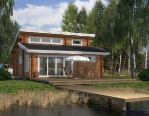 Puutalo ranskaan maison en bois finlandaise maurelita for Maison en bois finlandaise