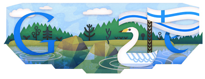 Finland_national_day-2011-google