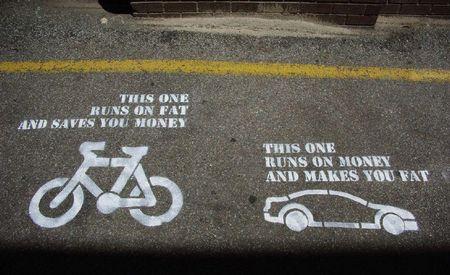 Bike-fat-vs-money