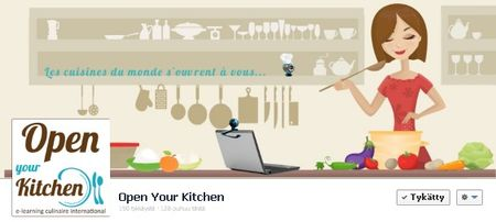 Open-your-kitchen