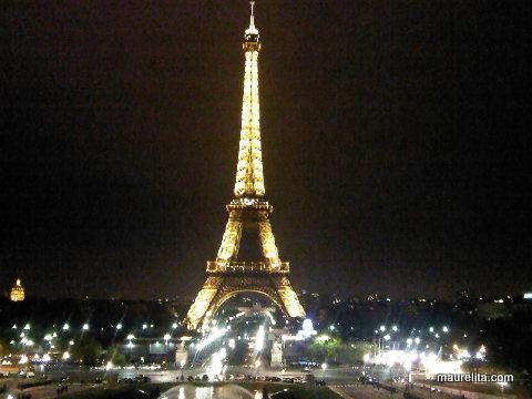 Eiffel-nuit