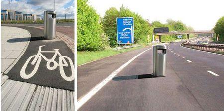 Route-poubelle