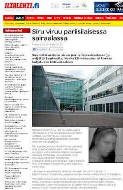 Iltalehti-siru-viruu