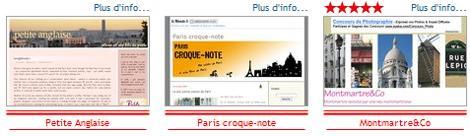 Parisblogs